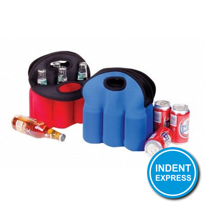 Indent Express - Neoprene 6 Pack Holder (BE4203_GRACE)