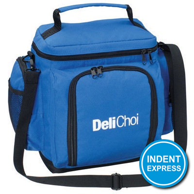 Indent Express - Deluxe Cooler Bag (BE4900_GRACE)