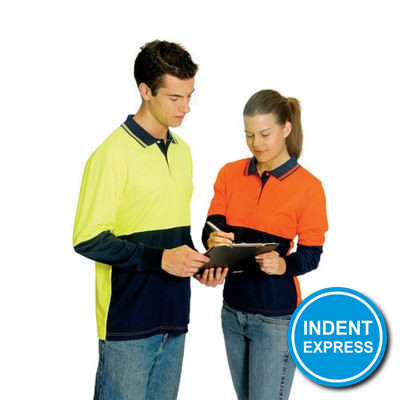 Indent Express - Baxter Polo - Ladies (CE1100-L_GRACE)