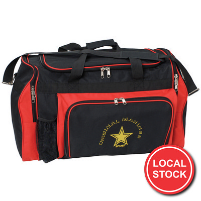 Local Stock - Classic Sports Bag (G1000_GRACE)
