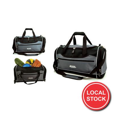 Local Stock - Delta Sports Bag (G1341_GRACE)
