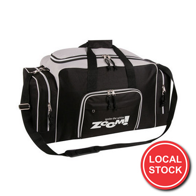 Local Stock - Deluxe Sports Bag (G1800_GRACE)