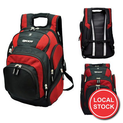 Local Stock - Rally Backpack  (G2198_GRACE)