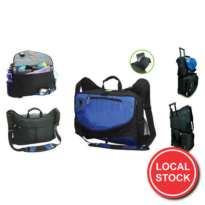 Local Stock - Cobalt Conference Bag  (G3335_GRACE)