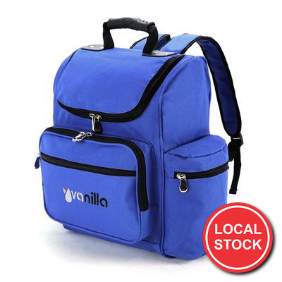Local Stock - Deluxe Business Backpack (G4755_GRACE)