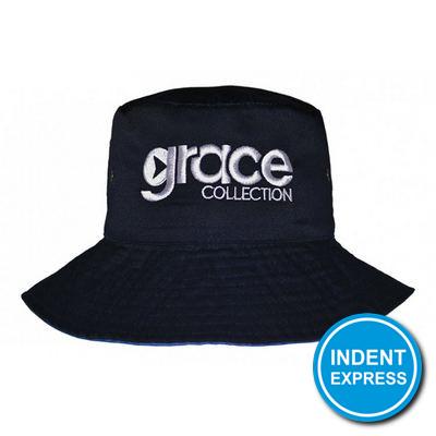 Indent Express - Reversible Bucket Hat (HE359_GRACE)