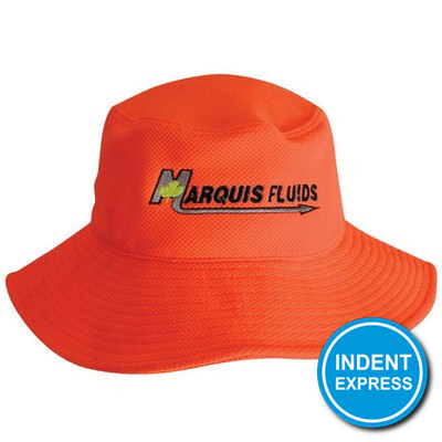 Indent Express - Pq Mesh Bucket Hat (HE631_GRACE)