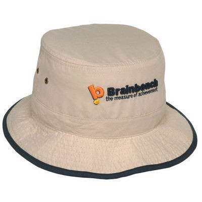 Microfibre bucket hat  (HE678_GRACE)