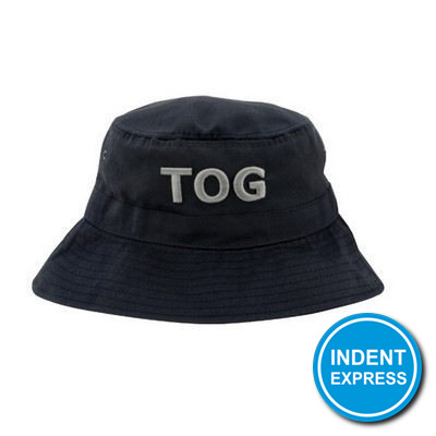 Indent Express - Polyviscose Bucket Hat  (HE690_GRACE)