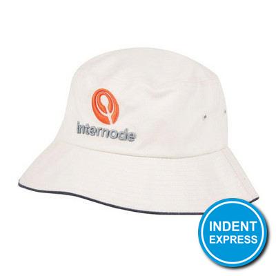 Indent Express - Bucket Hat Sandwich Design Cap  (HE695_GRACE)