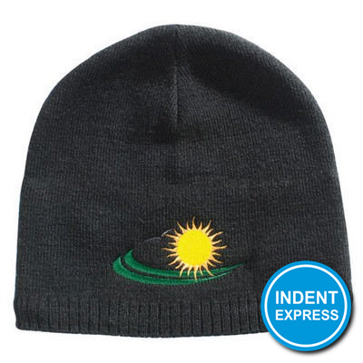 Indent Express - Acrylicpolar Fleece Beanie  (HE744_GRACE)