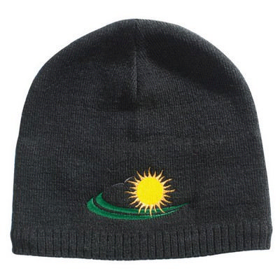 Acrylicpolar Fleece Beanie  (HE744_GRACE)
