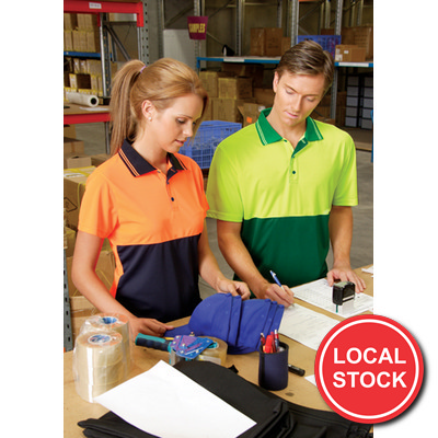Local Stock - Wellband Polo - Unisex  (ST1095_GRACE)