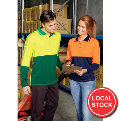 Local Stock - Baxter Polo - Unisex  (ST1100_GRACE)