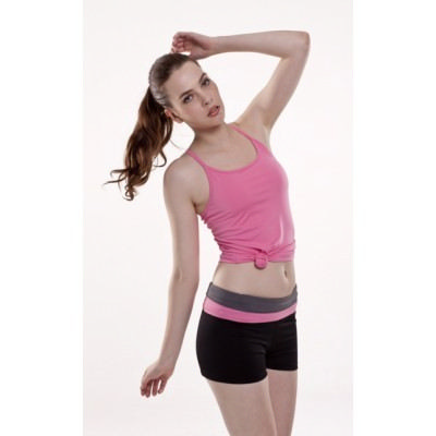 Harmony Fitness Shorts- Ladies  (STS5038-L_GRACE)
