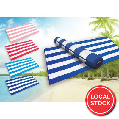 Local Stock - Striped Towel (T7000_GRACE)