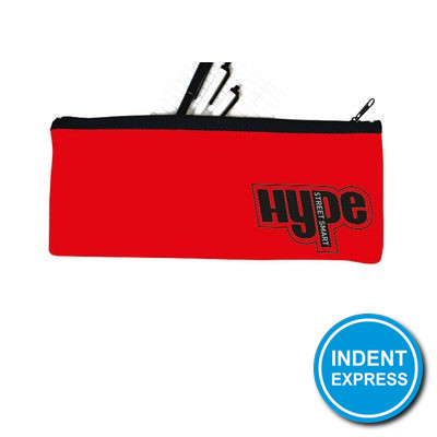 Indent Express - Large Pencil Case (W007 (one side)_GRACE)
