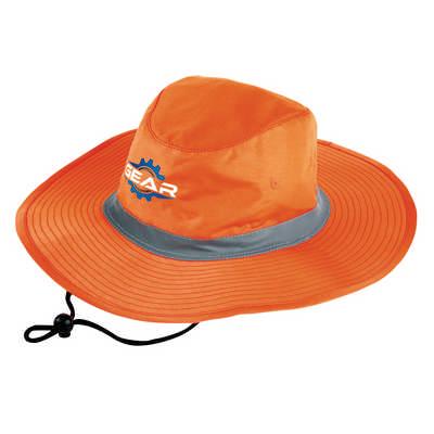 Legend Hi Vis Reflector Safety Hat - (3900_LEGEND)