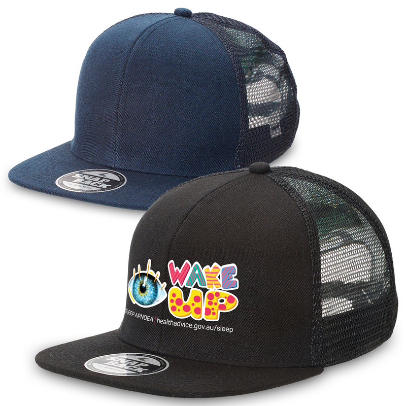 Youth Snapback Trucker (4391_LEGEND)