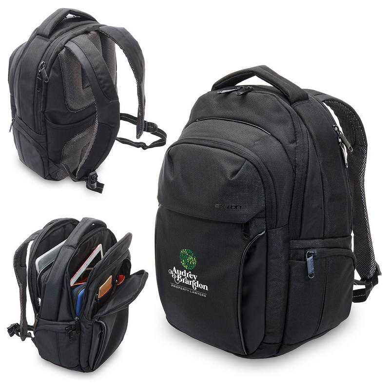 Exton Laptop Backpack (EX3353_LEGEND)