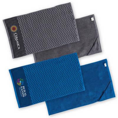 Legend Elite Gym Towel with Pocket (M118_LEGEND)