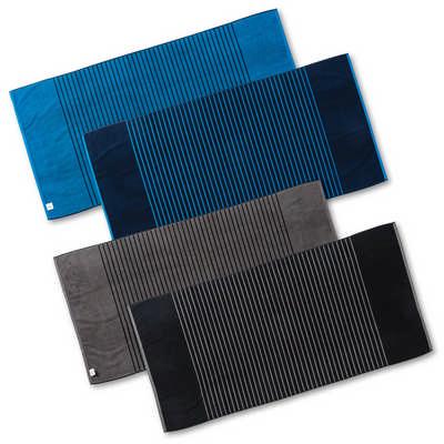 Legend Reversible Two-Tone Towel (M140_LEGEND)