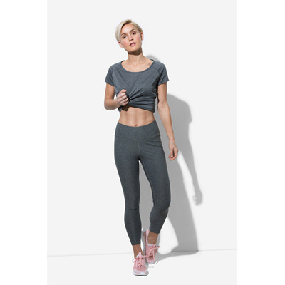 Womens Active Performance Pants (ST8888_LEGEND)