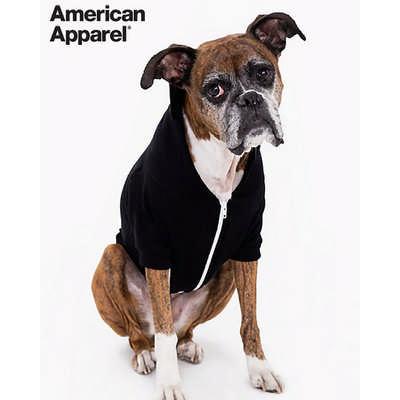 Flex Fleece Dog Zip Hoodie (F997W_COLOURS_GILD)