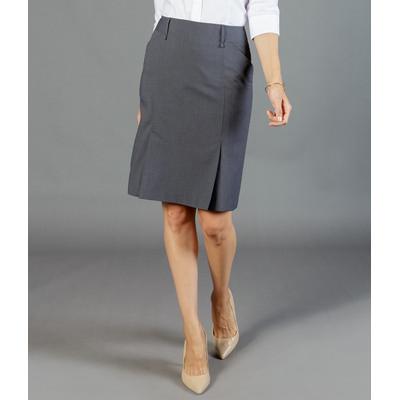 Womens Box Pleat Skirt 1766WSK_GLO