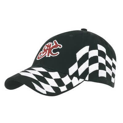 Brushed Sports Twill Bucket Hat w/- Sandwich Trim