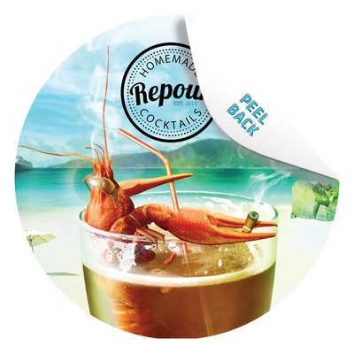 Ezi Gripz Coasters (CR1-R_PB)