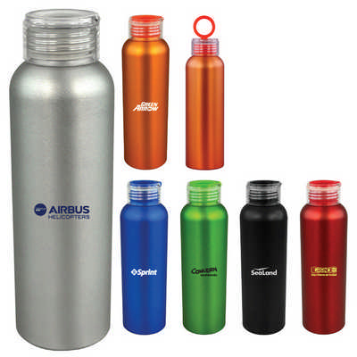 Aland Aluminium Drink Bottle (D112_PB)
