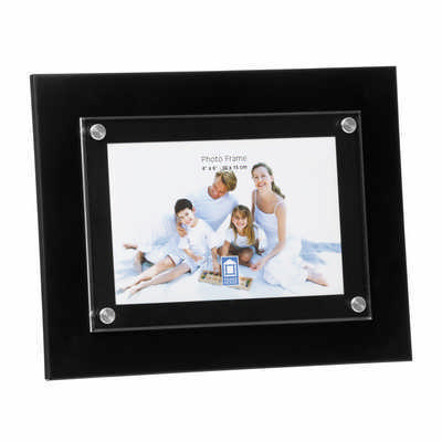 Bella Aluminium Photo Frame (D375_PB)