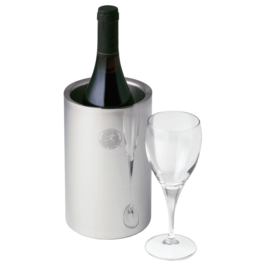Stainless Steel Ice Bucket (D556_PB)