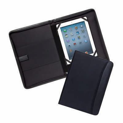 Kyoto A4 Compendium with iPad Holder (D999_PB)