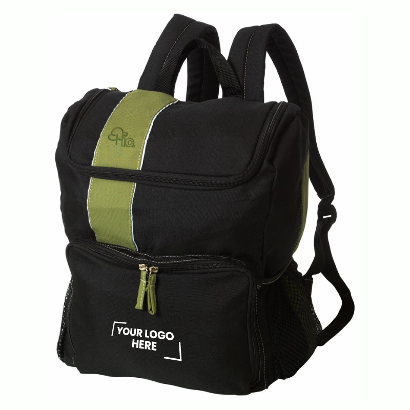 ECO Recycled Deluxe Backpack (EC820_PB)