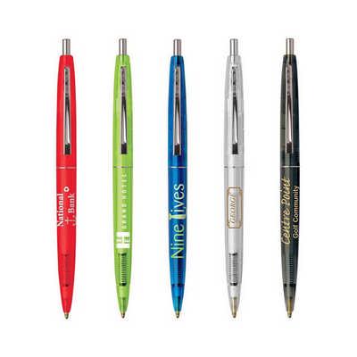 Eco Clear Clics Pen (G1220_PB)
