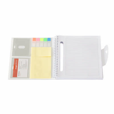 Frosty Notepad (J151_PB)