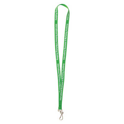 Polyester Lanyards - 10mm Wide (L101.10_PB)