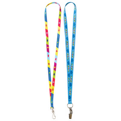 Sublimation Lanyards - 13mm Wide (L131.13_PB)