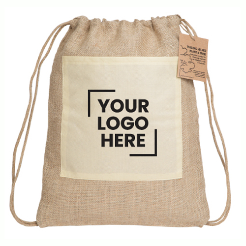 Reforest Jute Drawstring (RB303_PB)