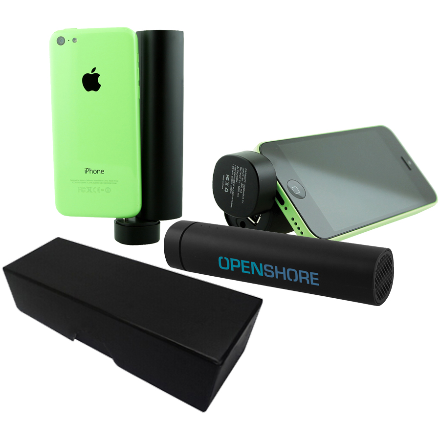 The Power Bank Speaker (T374_PB)