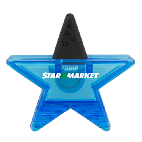 Star Shaped Magnetic Clip (T457_PB)