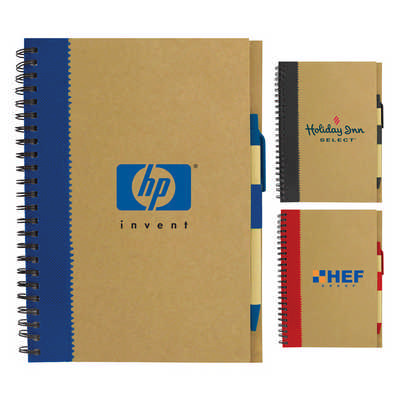 Recycled Paper Notebook (T930_PB)