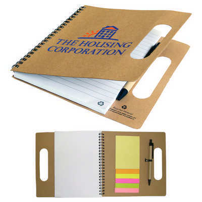 The Enviro Recycled Notebook (T931_PB)