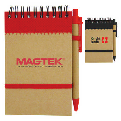 Recycled Jotter Pad (T933_PB)