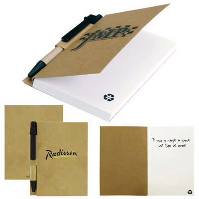 The Aria Recycled Notebook (T936_PB)