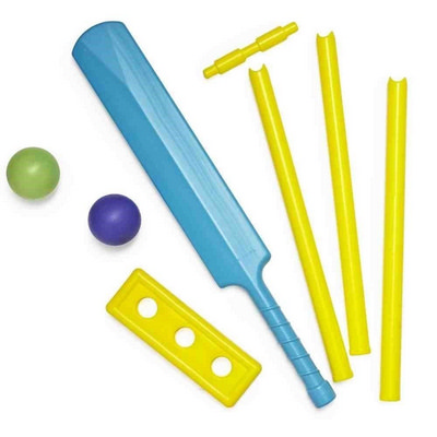 BCST01 Beach Cricket Sets - (printed with 1 colour(s)) BCST01_OC
