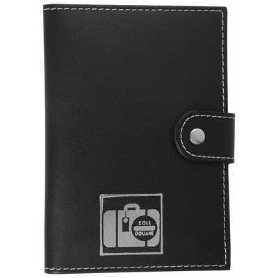 TRAV01 Leather Travel Wallet TRAV01_OC