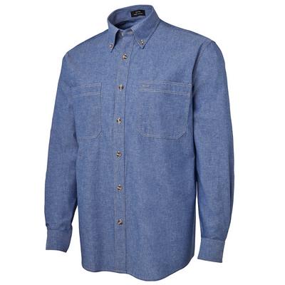 JB`s L/S Chambray Shirt (4CLS_JBNZ)
